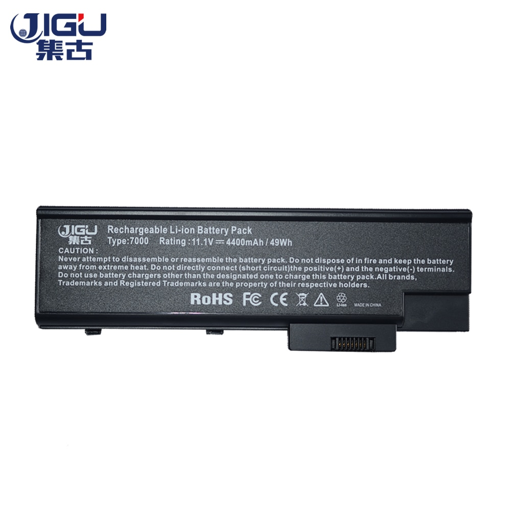 Batería para portátil JIGU, para Acer Aspire 5000 5600 5600AWLMi 7003WSMi 7004WSMi...