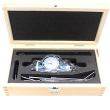 Nouveau 1set 0.01mm précision centrage indicateur Coaxial centrage cadran Test indicateur Center trouveur outil de fraisage avec boîte en bois