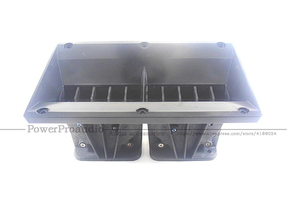 1 piezas matriz línea de altavoz cuerno * 235*150*128 para EV XLD281 daul 44 core agudos altavoz