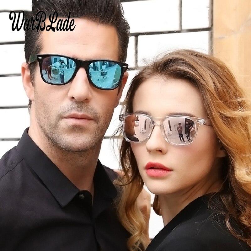 Gafas de sol polarizadas WarBLade para hombre, gafas de sol polarizadas para conducción de hombre, gafas de sol con montura negra, gafas de sol UV400
