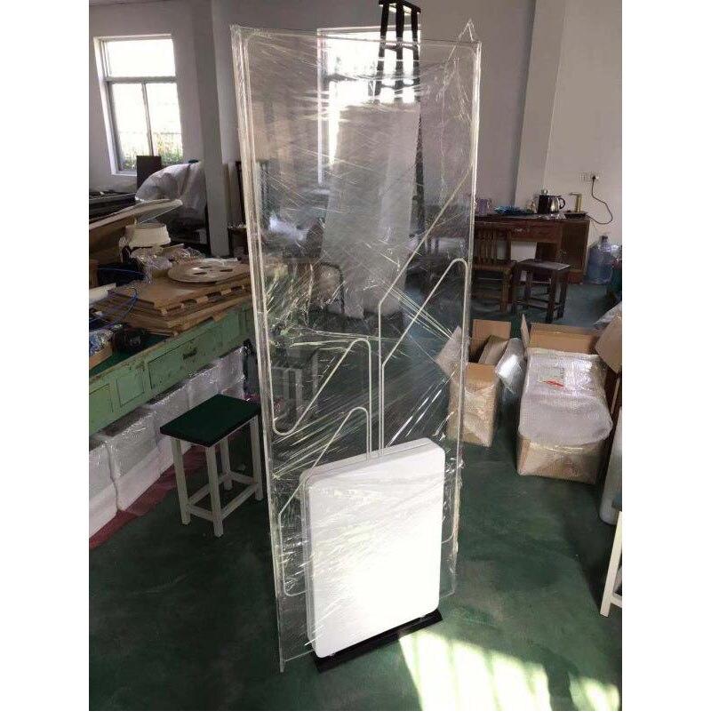 Antena de puerta HF cristal puerta ISO15693 HF 13,56 mhz lector de puerta de seguridad de biblioteca RFID