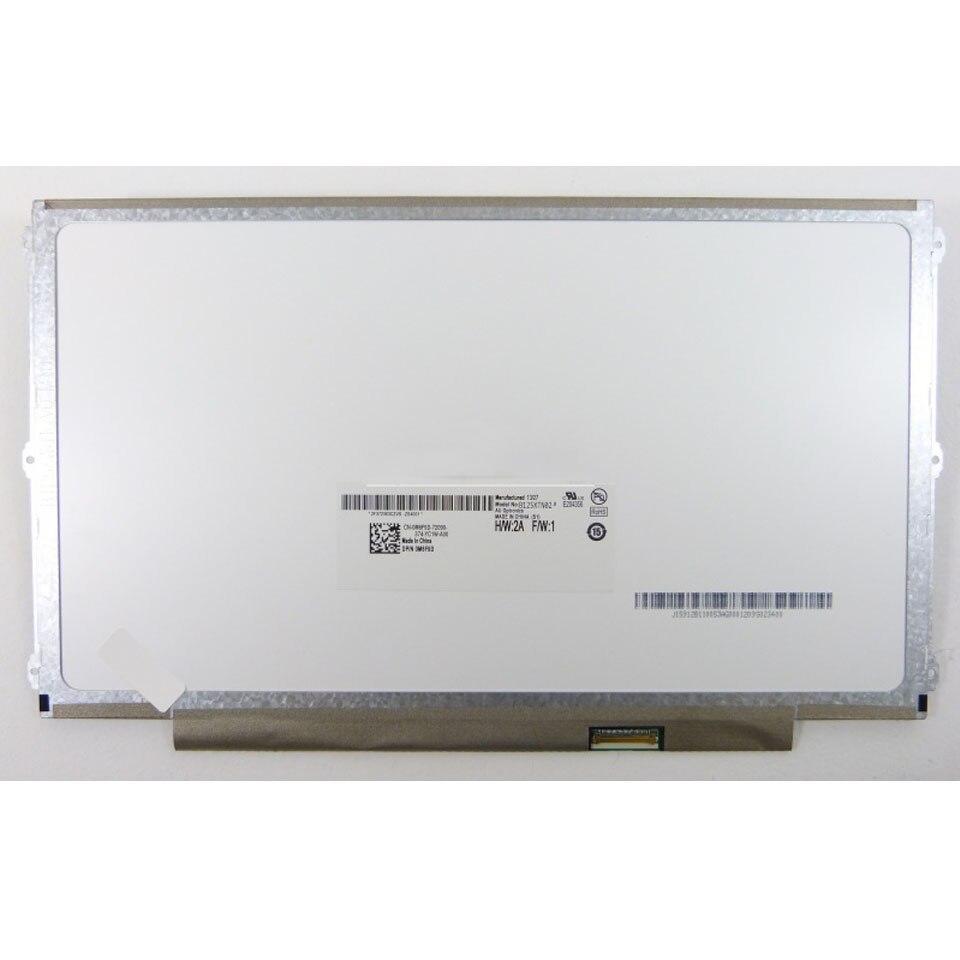Tested Grade A+++ B125XTN02.0 B125XTN02 HB125WX1-201 12.5 WXGA eDP 30 pin Left+right 3 screw holes LED LCD Screen Display Panel