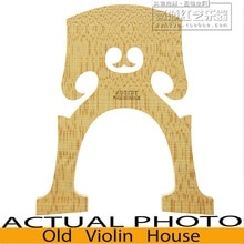 Genuine Aubert Cello Bridge,Belgian Style,Made in France.(92mm/90mm)