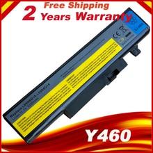 L10L6Y01 B560 l09l6d16 Bateria ne portátil par Lenovo IdeaPad Y460A Y560A Y560P Y560G Y560