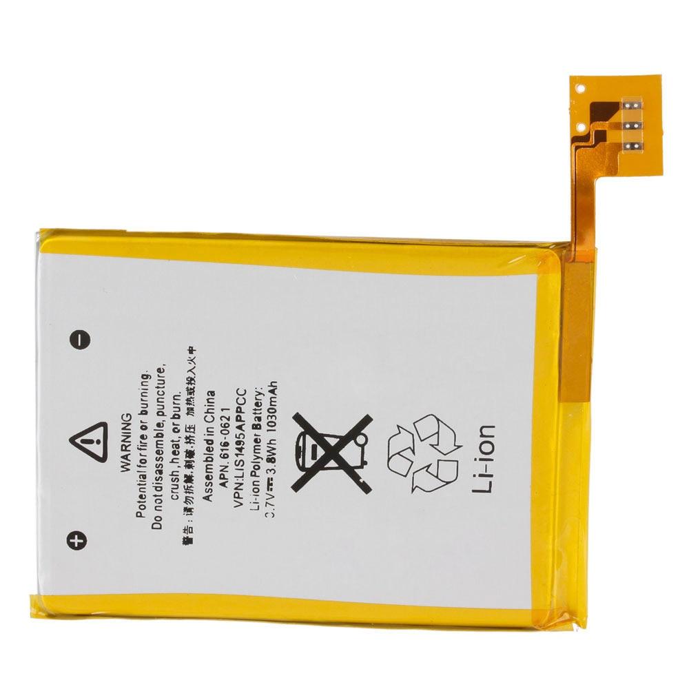 Novo 3.7 V Bateria Interna de Substituição Para ipod Touch 5 5g Geração com Ferramentas de Reparo frete grátis
