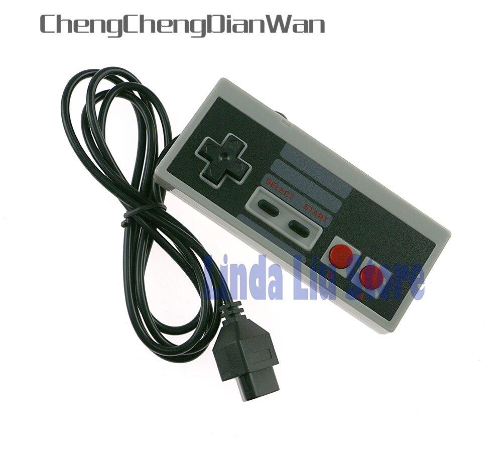 Игровой контроллер chengdianwan, 8 бит, джойстик для NTSC (не для PAL), системная консоль, классический стиль, 6 футов, 3-я партия