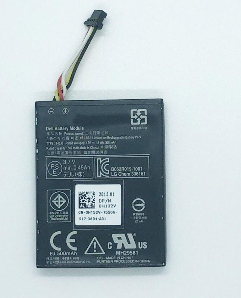 GeLar 500mAh 3.7V/1.8Wh T40JJ TTVVV TY8F9 battery for DELL PowerEdge M620 R320 R420 R520 R620 R720 R820