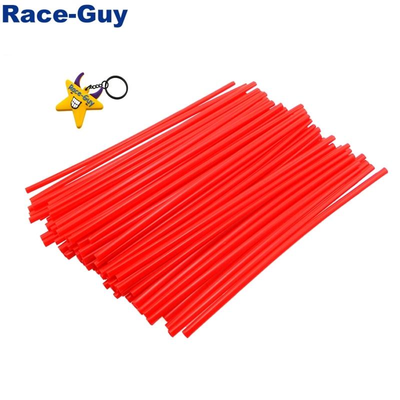 Cubiertas protectoras de llanta roja para motocicleta China CRF50 SSR YCF IMR Braaap Taotao Coolster