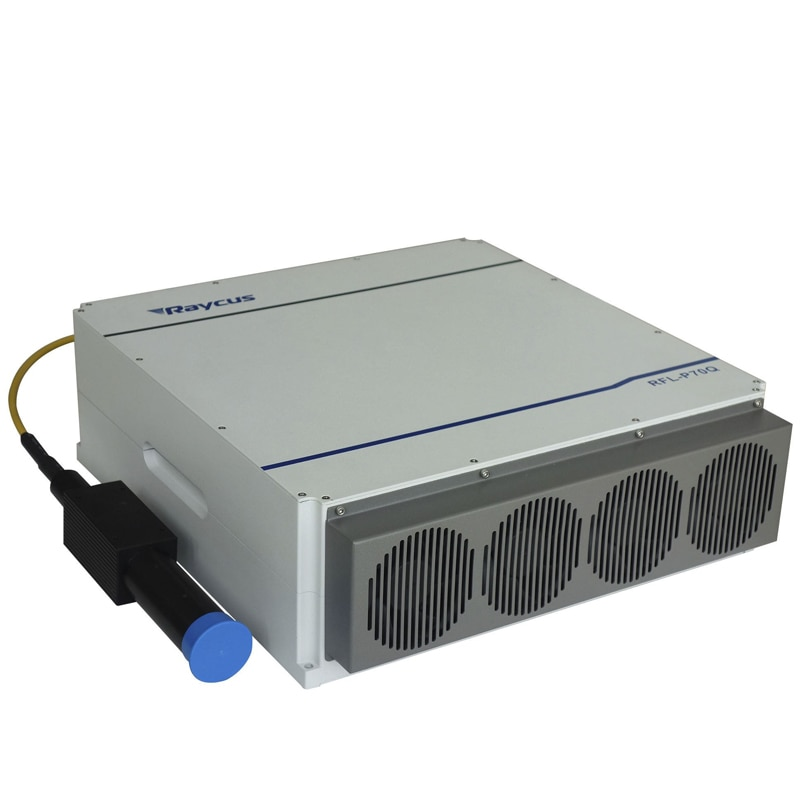 Raycus Fiber Laser Source 50W 100W for Fiber Laser Marking Cutting Machine