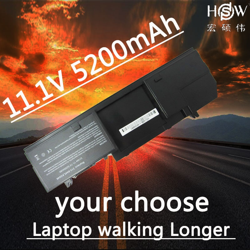 Batería para portátil HSW para Dell Latitude D420, para Dell Latitude D430 JG168, JG176, JG181, JG917, HX348, JG172, 312-0444, KG126 bateria