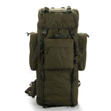 Offre spéciale! sac à dos de support en métal 70 L sac de sport de plein air sacs tactiques militaires randonnée Camping sac imperméable résistant à lusure 600D