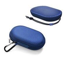 Новая портативная защитная коробка чехол сумка чехол для B & O PLAY by Bang & Olufsen Beoplay P2 Bluetooth динамик и кабели/IC карта