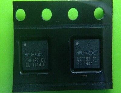 10 шт./лот, новинка, оригинальный процессор MPU6000, с функцией «4: 5», «1», «1», «1», «1», «1», «1», «1»