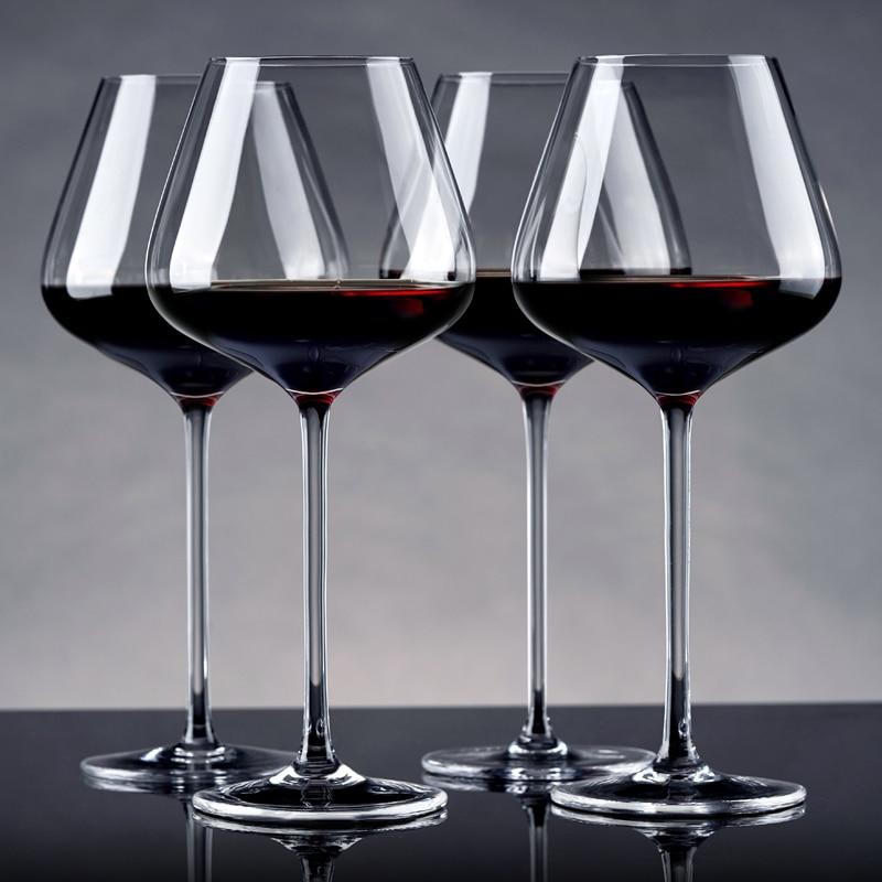 الخالي من الرصاص الكريستال كأس النبيذ الزجاج المنزل Drinkware القدح حزب كأس للنبيذ المياه كوب زجاجي للبيرة Drinkware شخصية الزجاج