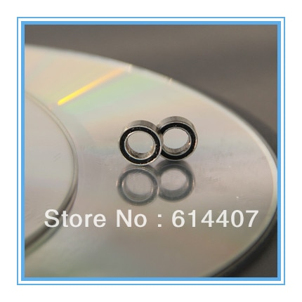 10PCS miniature bearing WML5008-2RSX, L-850-2RS,MR85ZZS,WA675-2RS 5X8X2.5mm Ahigh precision
