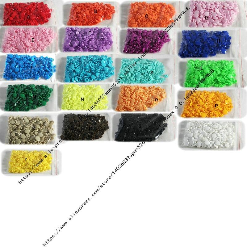 Оптовая цена 50 комплектов M T5 детские резиновые кнопки пластиковые кнопки аксессуары для одежды застежки 36 цветов