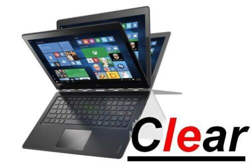 """2X Ultra Clear funda protectora de pantalla filtro para 13,3 """"Lenovo Yoga 900 (13 pulgadas) 2 en 1 portátil"""