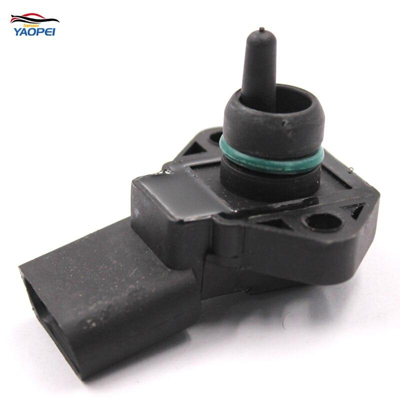 YAOPEI Nova Alta Qualidade MAPA Sensor Para Audi A6 4B C5 2.5 0281002326