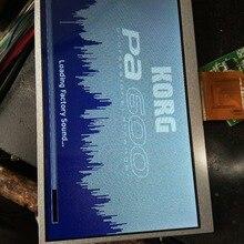 Korg-Pantalla de Panel LCD PA600 de 100% pulgadas, Original, A +, un año de garantía, 7,0 probado