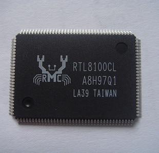 5PCS/LOT RTL8100CL  QFP-128  laptop chip offen use chip new original