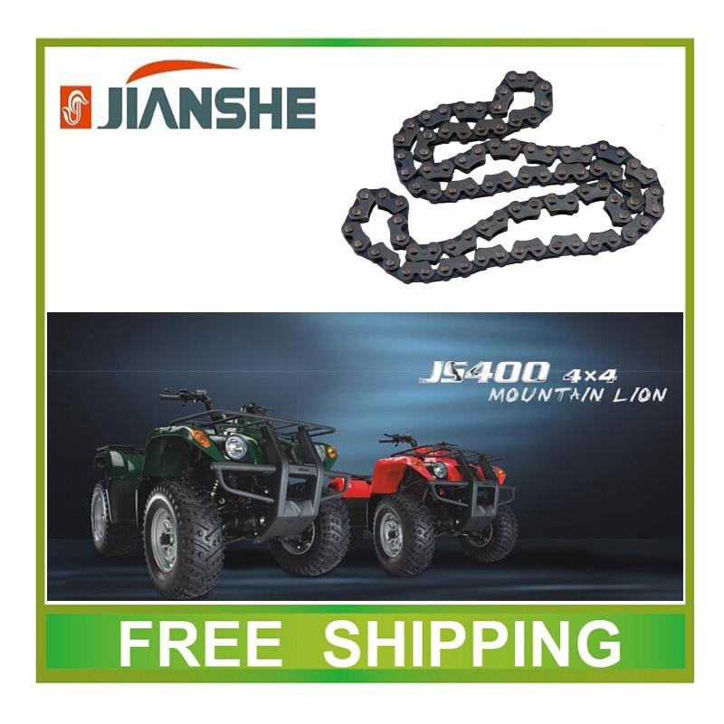 ATV400-1-3-7 JIANSHE 400cc engine timing chain time small chain atv quad accessories free shipping