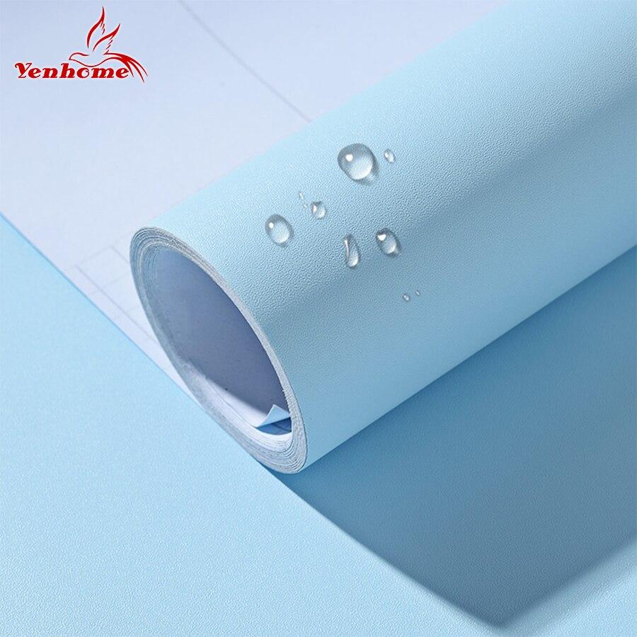 Vinilo PVC autoadhesivo papel pintado impermeable muebles armario de cocina papel de Contacto sala de estar dormitorio pegatina de pared decoración del hogar