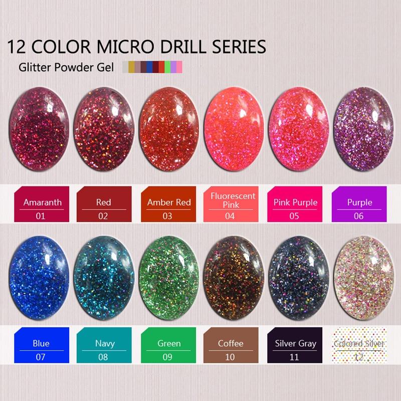 CHUNSHU Lacquer Varnishes Gel Nail Polish Glitter Platinum Painting Nails Art Poly UV Gellak Top Base Primer For Manicure Tools