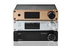 SMSL Q5 Pro 192 khz Optische Coaxiale USB DAC Versterker HIFI EXQUIS Digitale hoge power 45wx2 AMP met Afstandsbediening