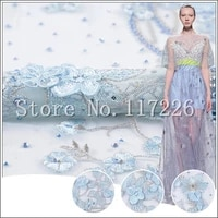 high quality stones jrb 19126 lace fabric african embroidered fabric latest tulle lace fabric with pretty flowers
