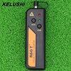 KELUSHI 1/10/20/30mw Fiber optik görsel hata bulucu 2.5mm konektörü Mini RGT kırmızı lazer Fiber optik test cihazı FTTH 1-30km