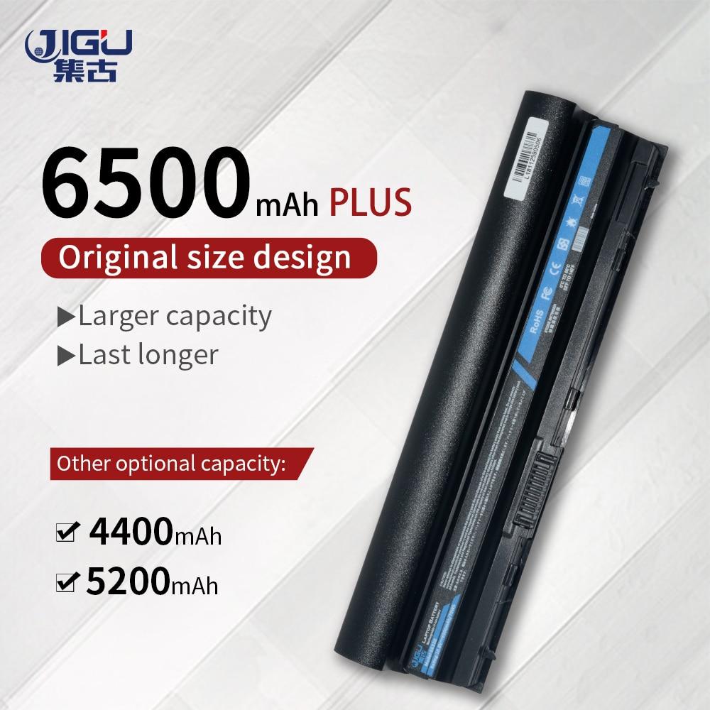 JIGU بطارية كمبيوتر محمول لديل خط العرض E6120 E6220 E6230 E6320 E6330 E6320 XFR E6430s سلسلة 09K6P 0F7W7V 11HYV 3W2YX 5X317 7FF1K