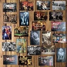[Mike86] Monroe gwiazda z metalu znak Vintage Home Pub sklep Retro Mural metalowy obrazek plakat artystyczny art 20*30 CM LT-1717