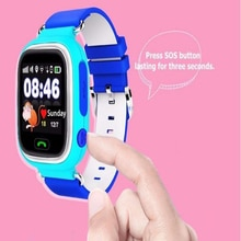 Import Cheap Goods from China Baby Gift Q60 Kids GPS Watch with GPS Tracker  SOS Key Anti-Lost