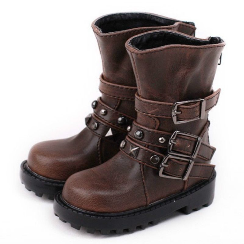 BJD accesorios bjd muñeca botas bjd zapatos-1/4 1/3 70cm tío