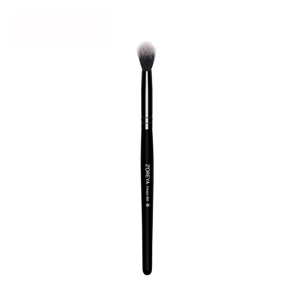 Pędzel do makijażu włosy syntetyczne czarne techniki prawdziwe cień do powiek pędzel pinceaux maquillage yeux