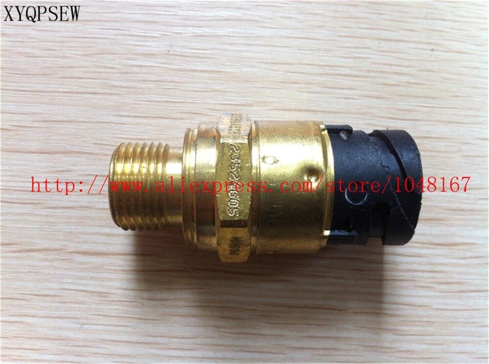 Sensor de impulsión turbo para motor diesel Detroit XYQPSEW, 23524605