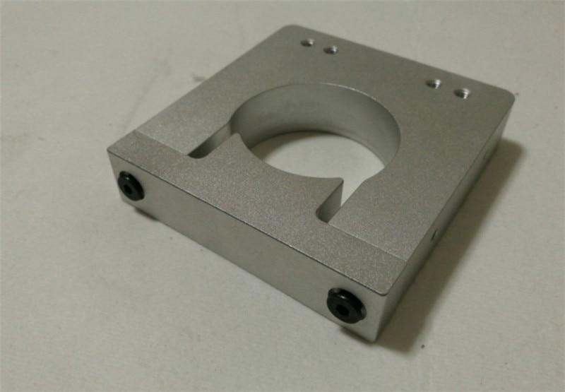 C-BEAM آلة DIY أجزاء 52 مللي متر القطر سبائك الألومنيوم CNC راوتر المغزل جبل