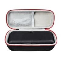 2019 new portable zipper travel eva hard box cover case for anker soundcore boost 20w bluetooth speaker bassup technology