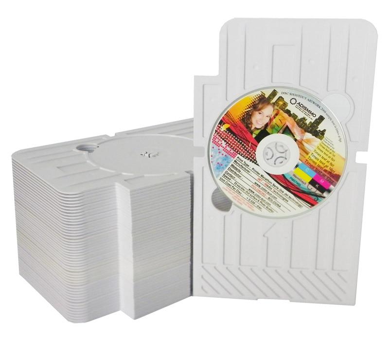 50pcs High quality CD DVD Disc Tray for Epson L800 CD/ DVD printer