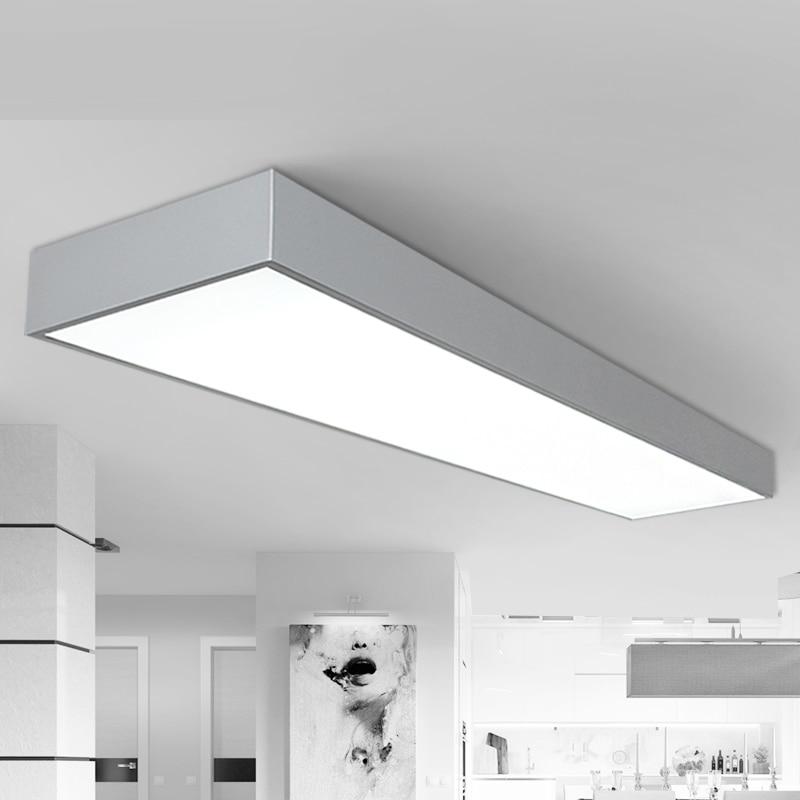 Потолочные светильники светодиодные черно-белые золы три офисных потолка офисное освещение рынок номер Студия освещение потолочные лампы ...