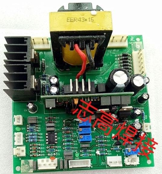 العاكس لحام آلة إصلاح أجزاء ZX7-400G التحكم مجلس العاكس لحام آلة صيانة الدوائر مجلس