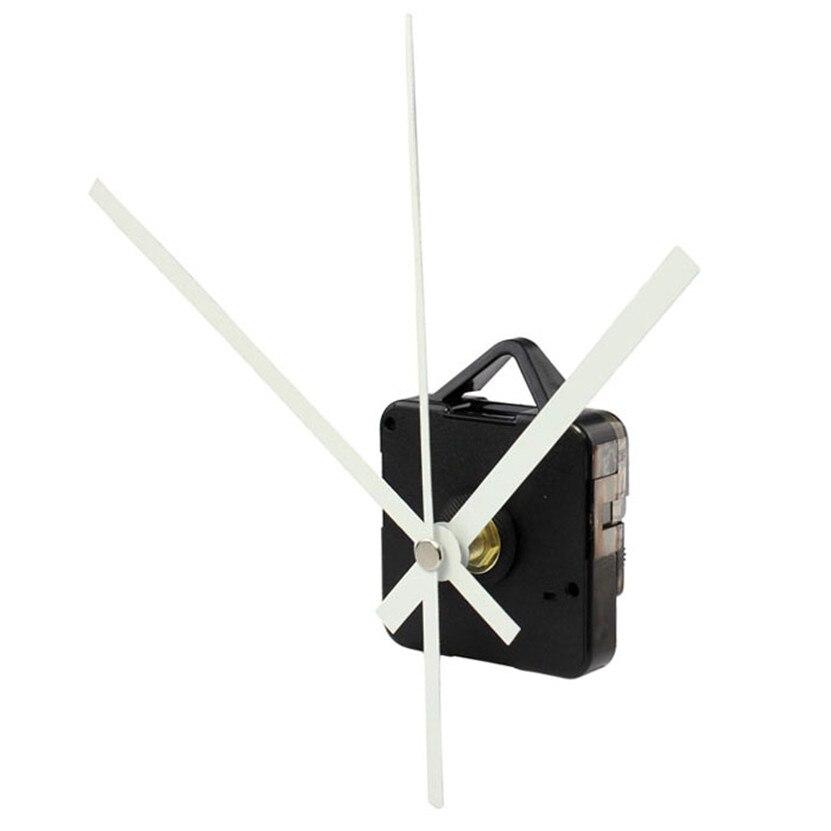 Mecanismo de movimiento para reloj de cuarzo de alta calidad Zero con piezas de reparación de gancho DIY + Manos Blancas
