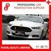 גבוהה באיכות נירוסטה שינוי רכב קדמי גריל ראסינג גריל גריל כיסוי עבור מונדיאו/Fusion 2013 2014 15 16 17 2018