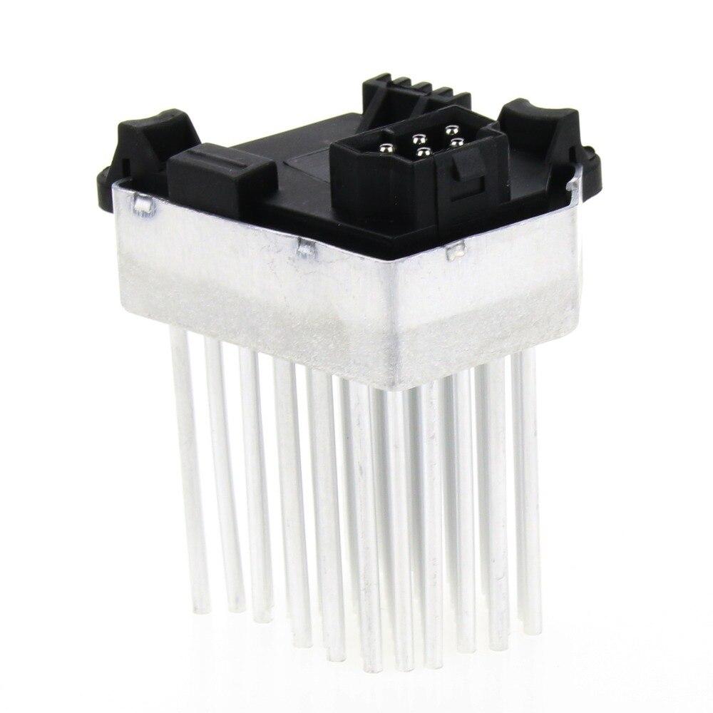 64116920365 de resistencia del Motor del soplador para BMW E46 3 5 serie 316i 318i 320X5