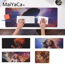 MaiYaCa X-الرجال الظلام فينيكس فريد سطح المكتب سادة لعبة ماوس الفأر الألعاب الموسعة لوحة الماوس كبيرة لوحة ماوس أنينية ألعاب بساط للمكتب