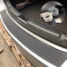 Coche Protector de parachoques trasero para Audi Q3 Q5 Q5L Q7 Q8 A1 A3 S3 A4 A4L A6 A7 S6 S7 A8 S4 RS4 A5 S5 allroad Prólogo