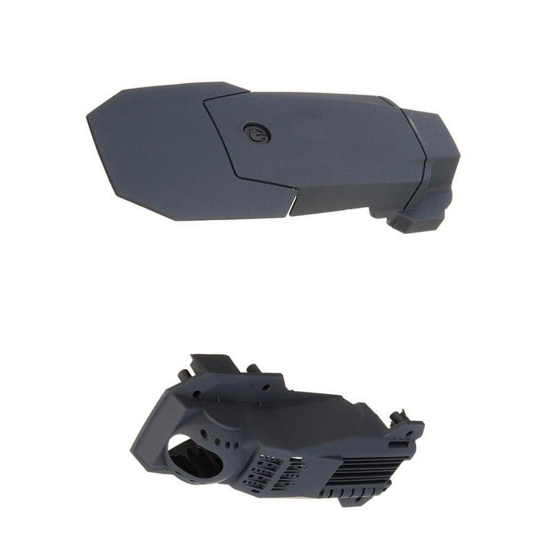 LeadingStar E58 WiFi FPV recambios de cuadrirrotor RC parte inferior del cuerpo + cubierta de la parte superior del cuerpo