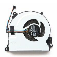 Ventilador da cpu do portátil para hp envy 15-j004tx 15-j040sr 15-j011dx 15-j133tx 15-j137tx ventilador de refrigeração da cpu