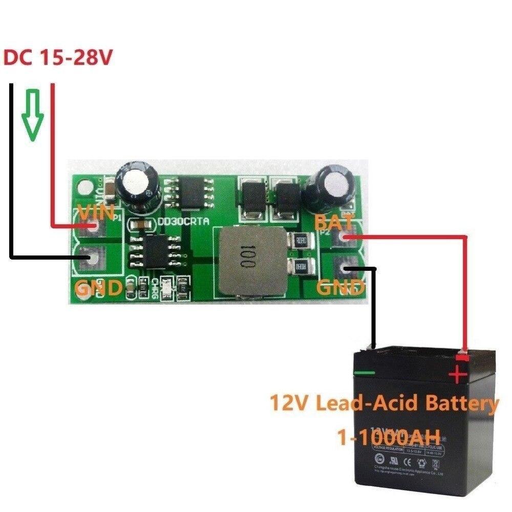 Módulo de carregamento do carregador de armazenamento do acumulador da bateria 1-1000ah acidificada ao chumbo para as baterias elétricas 12 v da estrada das motocicletas solares do carro de ups