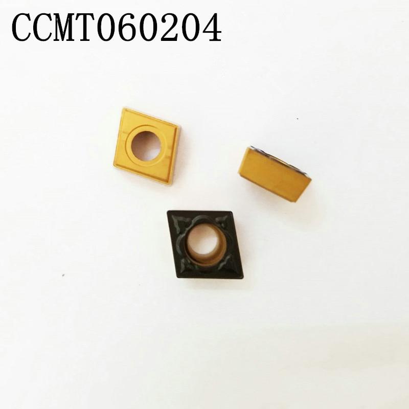 CCMT CCMT060204/09T304/09T308/120404/120408 PM 4225/1025/4240 SUNVO с ЧПУ твердосплавная вставка использовать внешний токарный инструмент